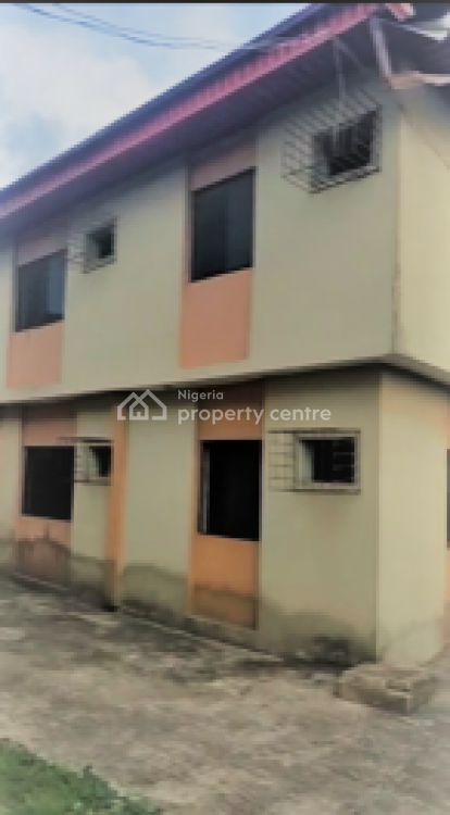 4 Flats of 3 Bedrooms and Two Flats of Two Bedrooms Each, 31 Emmanuel Osakwe,unity Estate Alimosho, Idimu, Lagos, Block of Flats for Sale