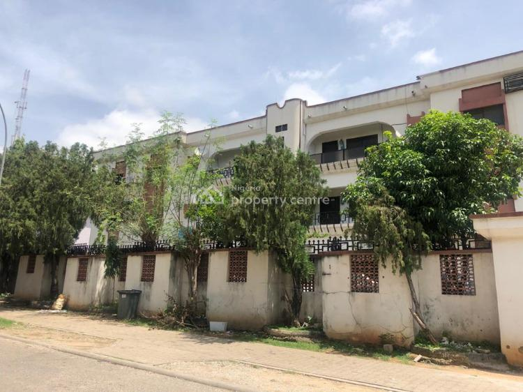 3 Bedroom Flat with a Boys Quarter, Monrovia Street, Wuse 2, Abuja, Block of Flats for Sale