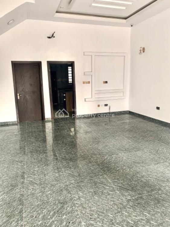 Brand New 4 Bedrooms Terrace, Chevron, Lekki, Lagos, Terraced Duplex for Sale