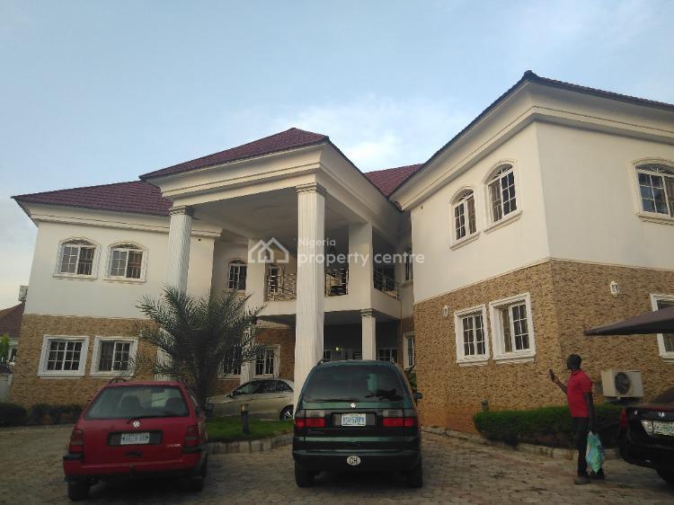Twin Duplex, 9 Bedroom and 4 Bedroom Each, Asokoro District, Asokoro District, Abuja, Detached Duplex for Sale