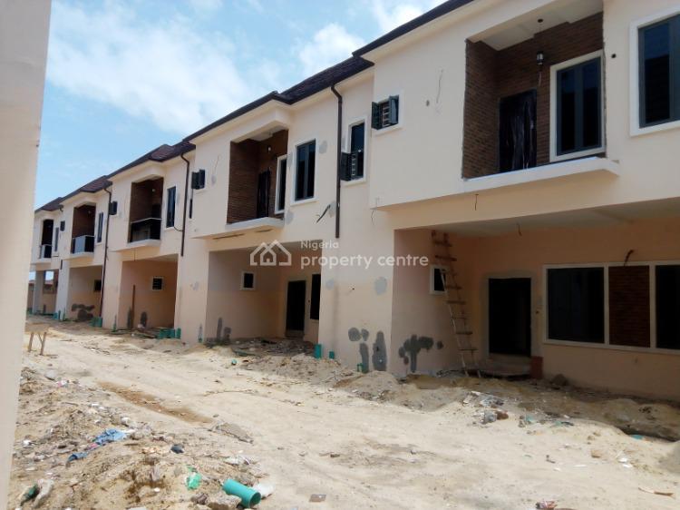 4 Bedroom Terrace, Off Orchid Road, Opposite Eleganza., Ikota, Lekki, Lagos, Terraced Duplex for Sale