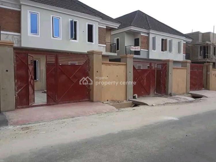Executive Luxury 4 Bedroom Semi Detached Duplex with Bq, Off Awolowo Way, Ikeja, Lagos, Semi-detached Duplex for Sale