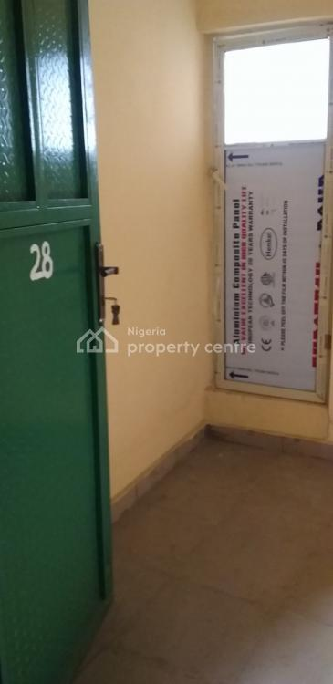 a Room Self Contained, Fola Agoro, Yaba, Lagos, House for Rent
