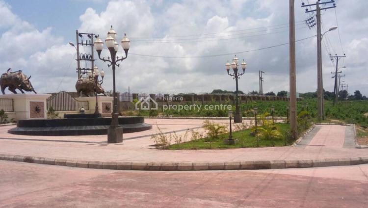 Land, Manhattan Park and Gardens, Close to Goshen City, Keffi Expressway, Nyanya, Abuja, Residential Land for Sale