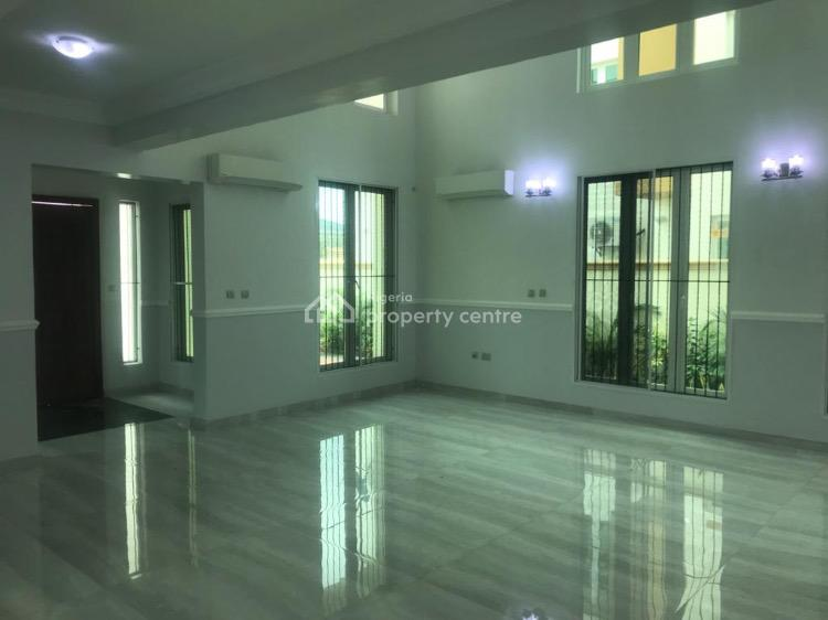 Water View 5 Bedroom Fully Detached House with 2 Rooms Bq, Banana Island, Ikoyi, Lagos, Detached Duplex for Sale