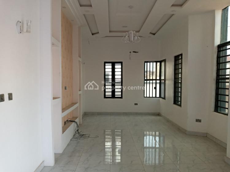 4 Bedroom Fully Detached Duplex with a Room Bq, Osapa London, Osapa, Lekki, Lagos, Detached Duplex for Sale