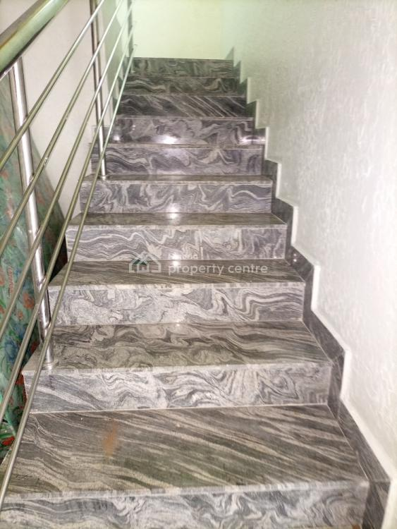 Spacious and Well Built 2 Bedroom Flats, Ewet Housing Estate, Uyo, Akwa Ibom, Flat for Rent