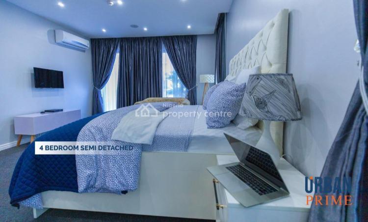 Luxury 3 Bedroom Terrace Duplex, By Abraham Adesanya, Lavadia Urban Prime, Ajah, Lagos, Semi-detached Duplex for Sale
