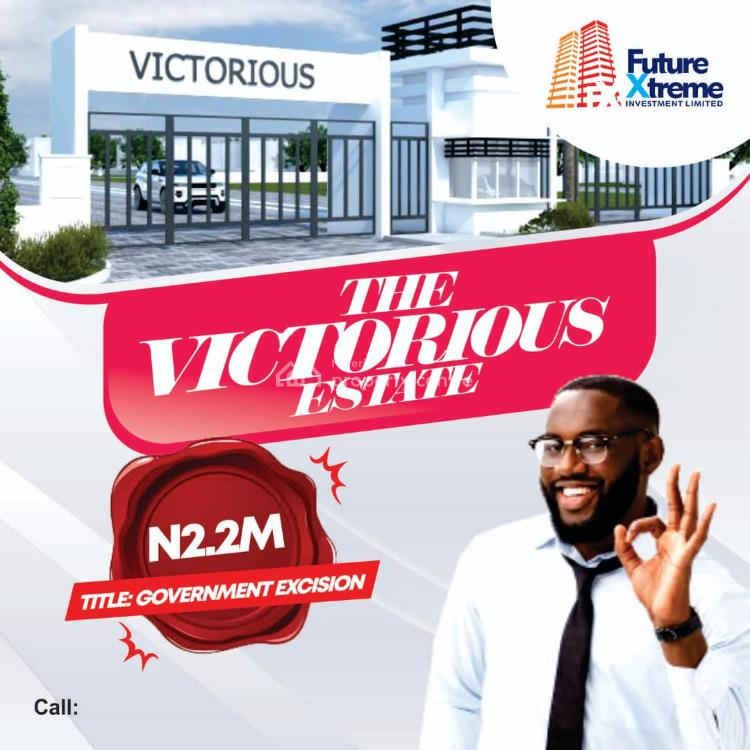 The Victorious Estate, Ibeju Lekki, Lagos, Residential Land for Sale