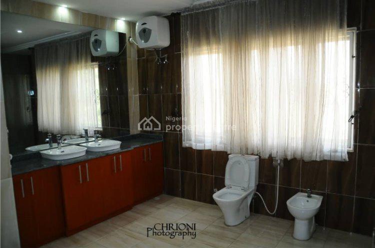 Luxury 5 - Bedroom Furnished & Serviced Apartments, Plot 1458, Mohammed Umaru Street, Near Hot Fm, Hillside Neighbourhood, Gudu, Abuja, Terraced Duplex Short Let