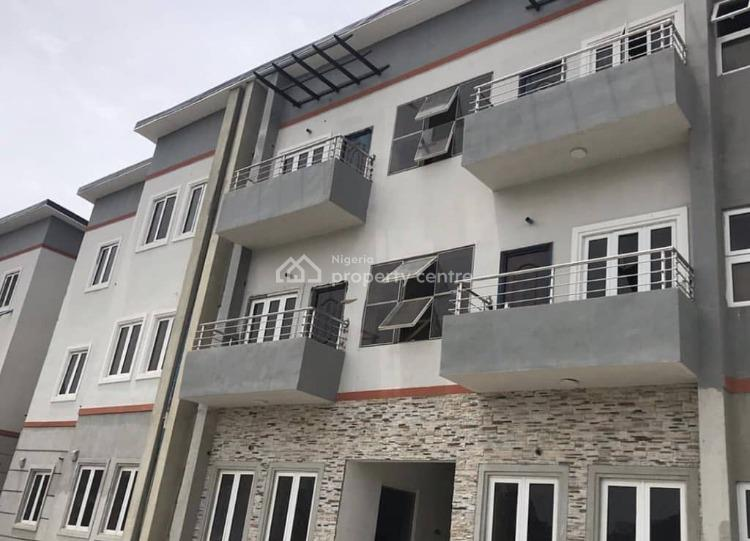 Luxury 3 Bedroom Flat with Bq in Choice Location., Pp Estate, Guzape Close to Coza., Asokoro District, Abuja, Block of Flats for Sale
