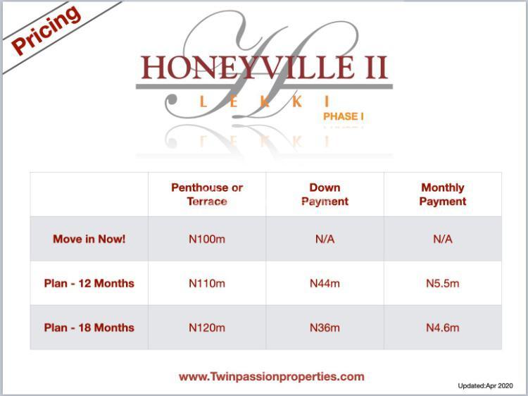 Luxury 4 Bedroom Terrace, Admiralty Way, Lekki Phase 1, Lekki, Lagos, Terraced Duplex for Sale