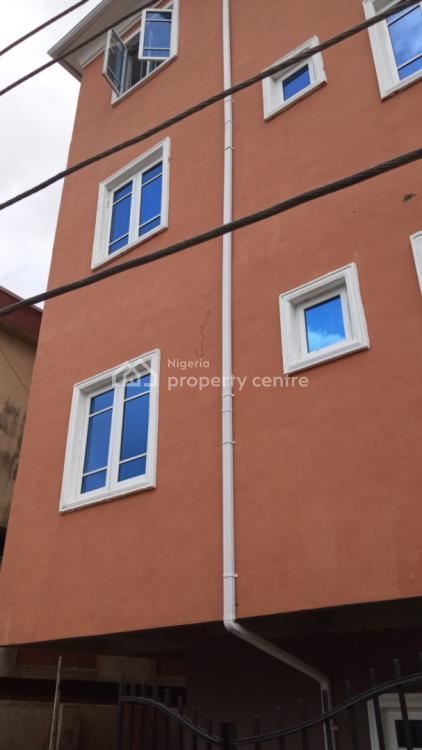 Newly Built Mini Flat Service Apartment, Bode Thomas, Surulere, Lagos, Mini Flat for Rent