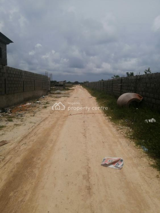 Land Investment Opportunity, Lagoon Park Estate, Ibeju Lekki, Lagos, Residential Land for Sale