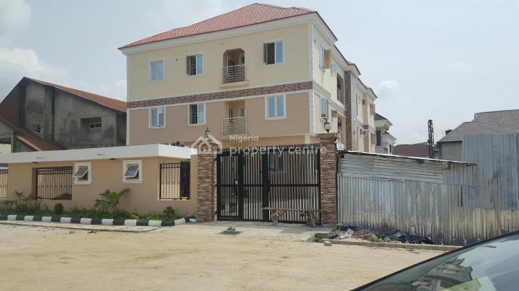 Block of 6 Flats, Lekki- Ajah, Ikate Elegushi, Lekki, Lagos, Block of Flats for Sale