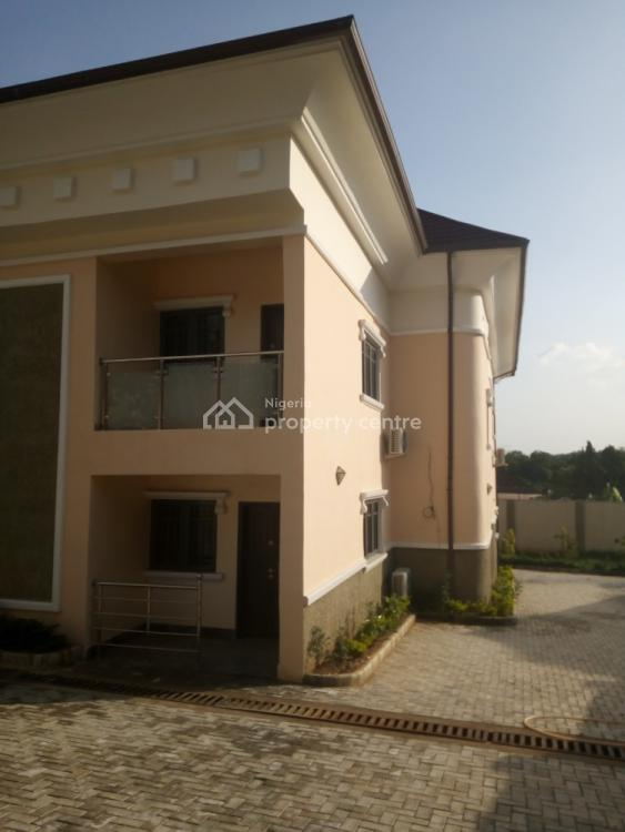 Brand New Luxury 4 Fully Detached Duplex Plus Bq with Air Conditioning, Maitama, Maitama District, Abuja, Detached Duplex for Rent