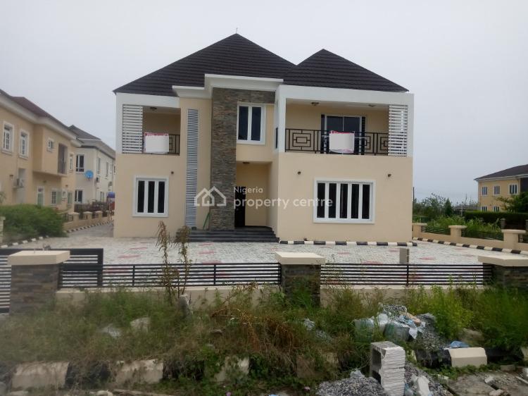 Massive New Property, Northern Foreshore Estate Chevron, Lekki Expressway, Lekki, Lagos, Detached Duplex for Sale