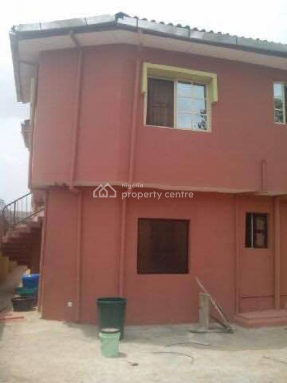 4 Flats of 2 Bedroom on Full Plot of Land, Igando, Ikotun, Lagos, Block of Flats for Sale