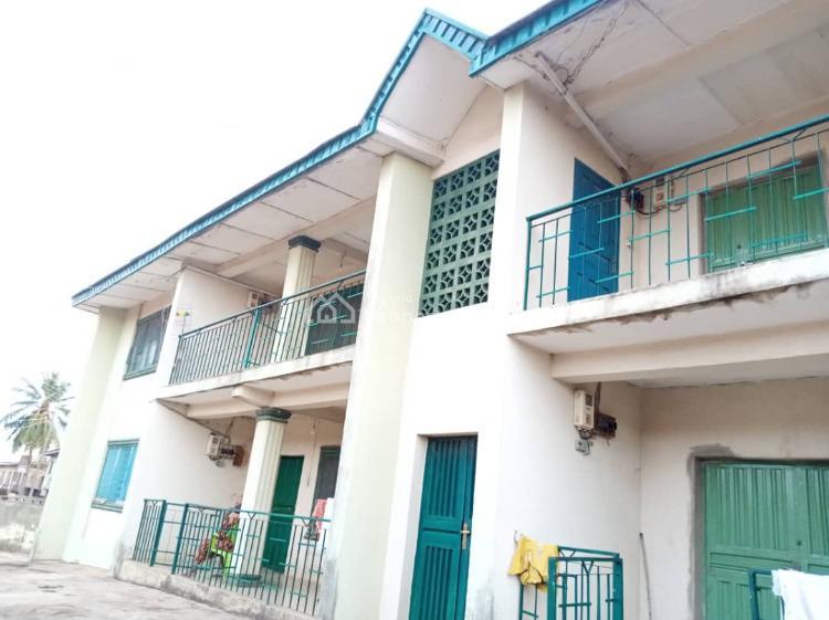4 Flat of 3 Bedroom with C of O., Omolade Area Behind Bishops Phillips Academy Iwo Road., Ibadan, Oyo, Block of Flats for Sale