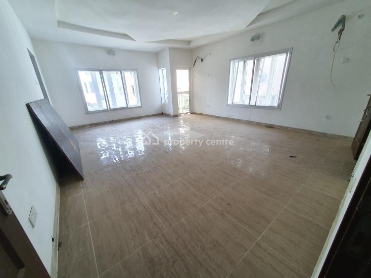 4 Bedroom Semi Duplex, Chevron Alternative, Lekki Expressway, Lekki, Lagos, Semi-detached Duplex for Rent