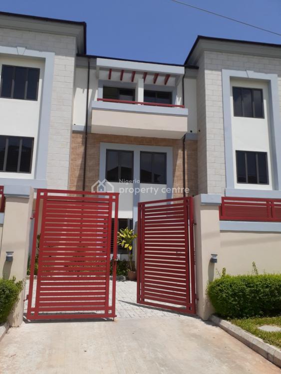 5 Bedrooms Duplex + 1 Bq + Transformer Unit + Cctv, Mojisola Onikoyi, Ikoyi, Lagos, Semi-detached Duplex for Sale