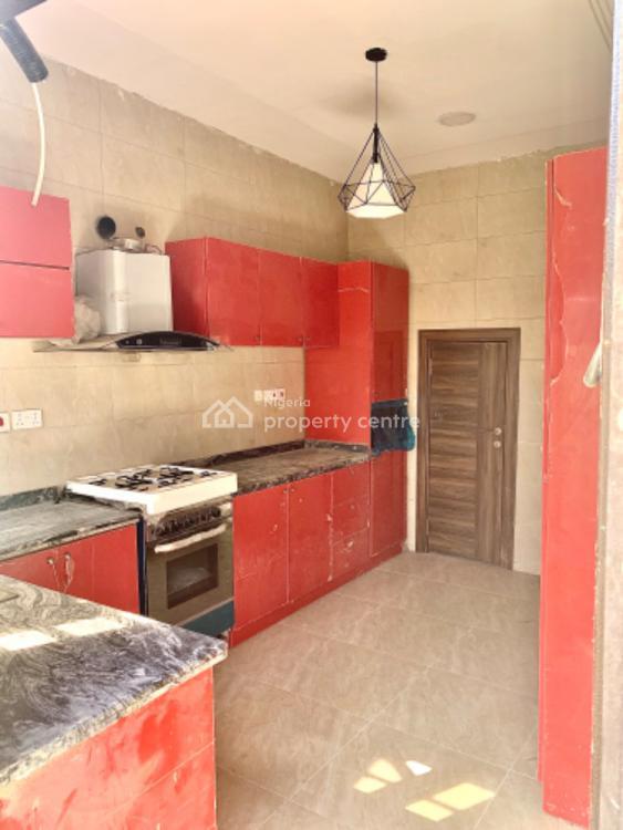 Brand New 4 Bedrooms Terrace, Orchid Road,chevron, Lafiaji, Lekki, Lagos, Terraced Duplex for Sale