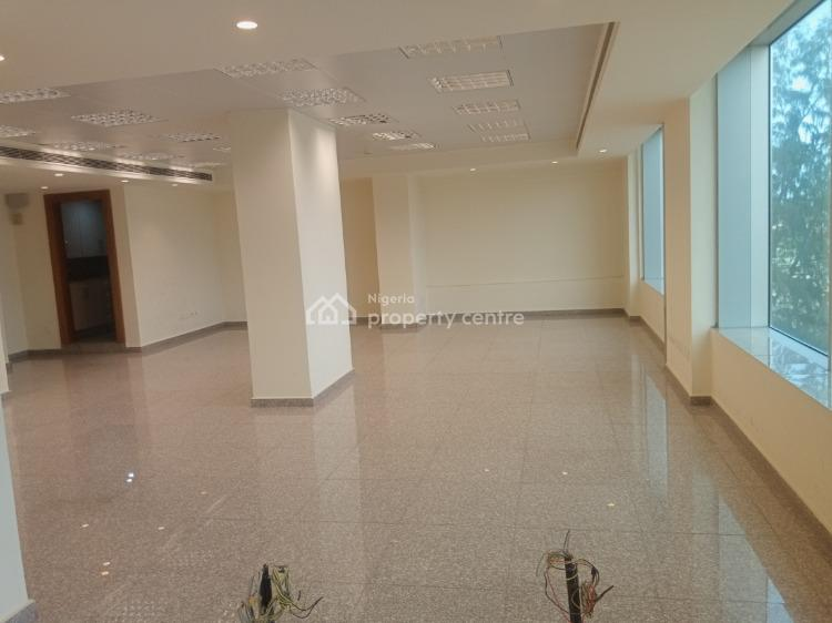 202sqm & 217sqm Grade a+ Open Plan Office Spaces, Victoria Island (vi), Lagos, Office Space for Rent