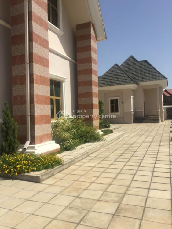 8 Bedroom Serviced Topnotch Ambassadorial Mansion, Pool, Gym,elevator, Maitama District, Abuja, House for Sale