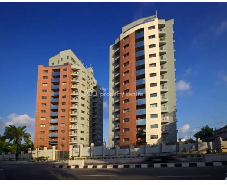 Tango Towers, 25 Bourdillon Road, Osborne, Ikoyi, Lagos, Flat for Sale