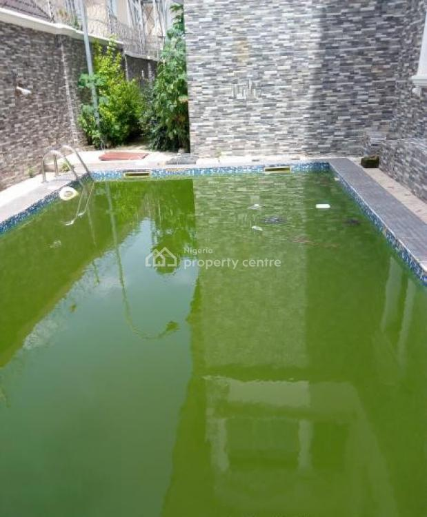 Brand New 9 Bedroom Ambassadorial  Mansion, Pool, Lift, Servant Quarters, Maitama District, Abuja, House for Sale