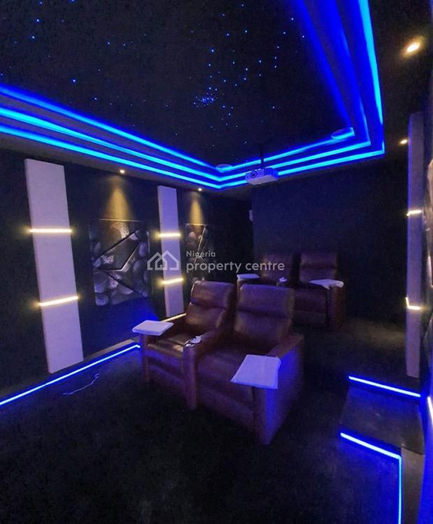 Contemporary Built 5 Bedroom Epistle in a Family Friendly Estate, Lekki Phase 1, Lekki, Lagos, House for Sale