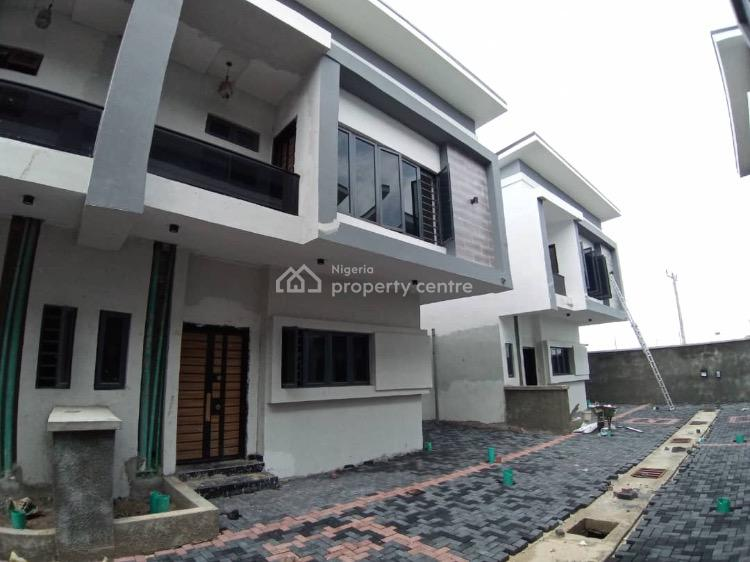 Brand New Fully Serviced 4 Bedroom Semi Detached Duplex, Roxbury Estate, Ikota, Lekki, Lagos, Semi-detached Duplex for Sale