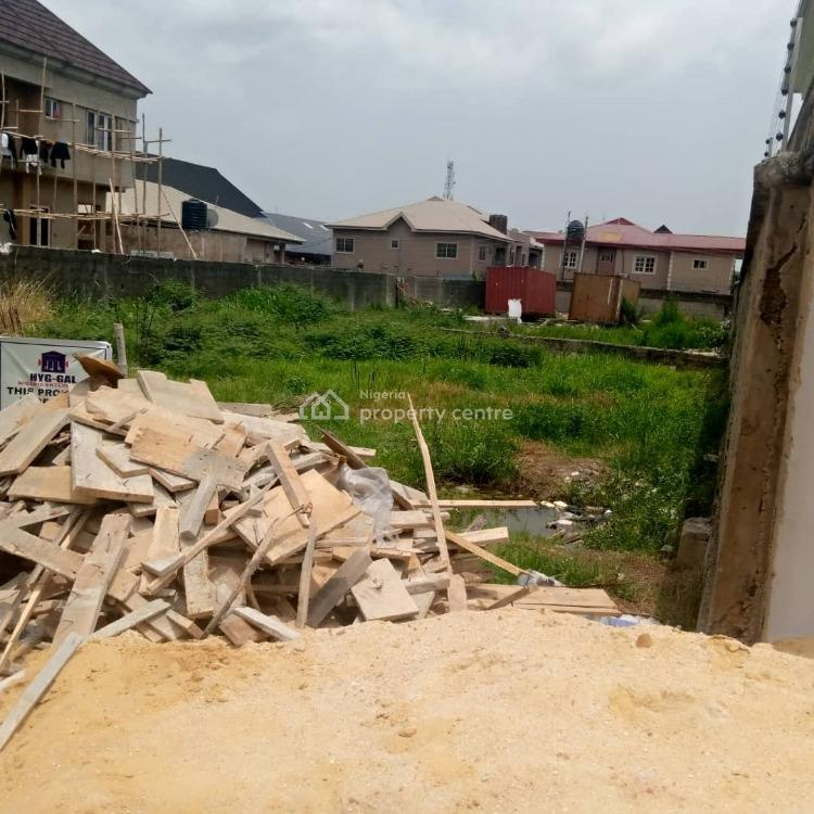 Dry 450sqmts of Land, Ifako, Gbagada, Lagos, Residential Land for Sale