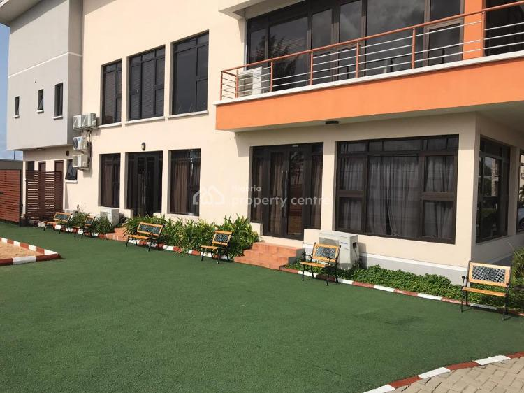 4 Bedroom Terraced House with 2 Rooms Bq, Banana Island, Ikoyi, Lagos, Terraced Duplex for Rent