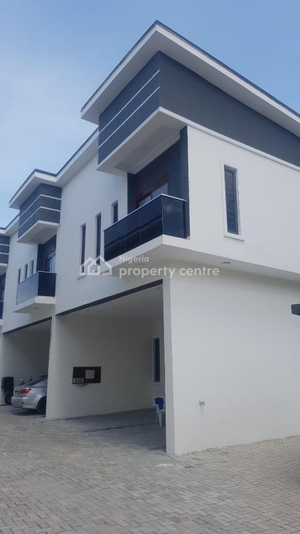 Fantastic 4 Bedroom Terrace Duplex in a Serene Environment, Ikota Villa Estate, Ikota, Lekki, Lagos, Terraced Duplex for Sale