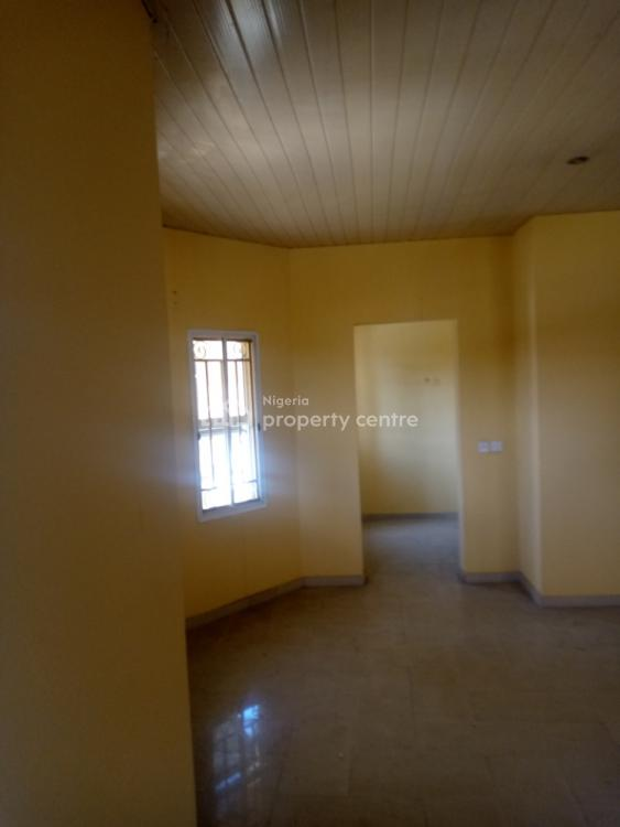 Spacious Room Self Contained Upstairs with Balcony and Waiting Lounge, Admiralty, Igbo Efon, Lekki, Lagos, Self Contained (single Rooms) for Rent