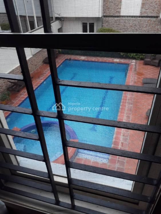 Furnished and Serviced Luxury 3 Bedroom En-suite Flat with a Room Bq, Ikoyi, Lagos, Flat for Rent