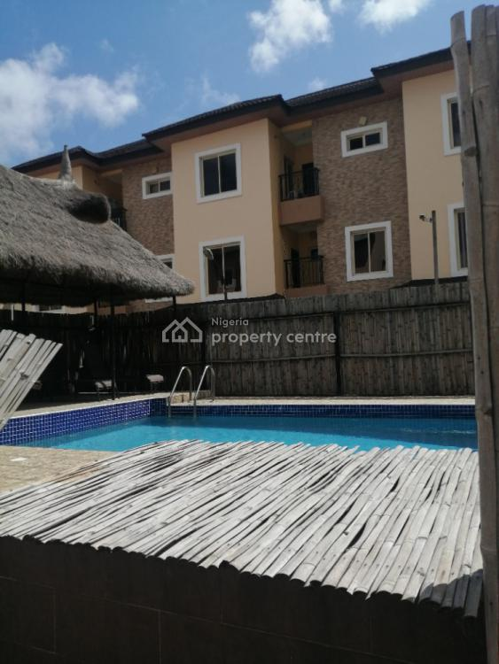 Nicely Finished 4 Bedroom Terrace in a Mini-estate, Admiralty Way, Lekki Phase 1, Lekki, Lagos, Terraced Duplex for Rent