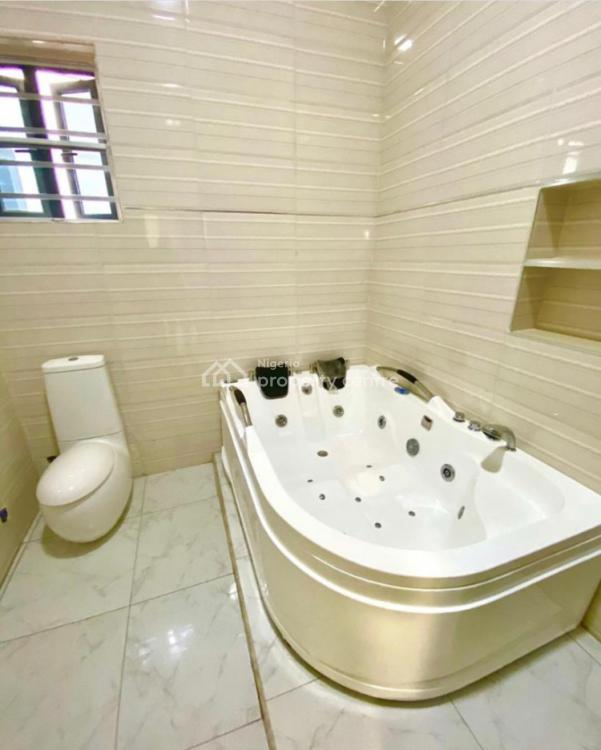 4 Bedroom Beautifully Built Semi Detached  Duplex with Bq, Chevron Alternative Road, Igbo Efon, Lekki, Lagos, Semi-detached Duplex for Sale