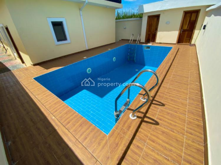 Spacious 4 Bedroom Fully Detached Duplex  with Swimming Pool, Before Vgc, Lekki Phase 2, Lekki, Lagos, Detached Duplex for Sale
