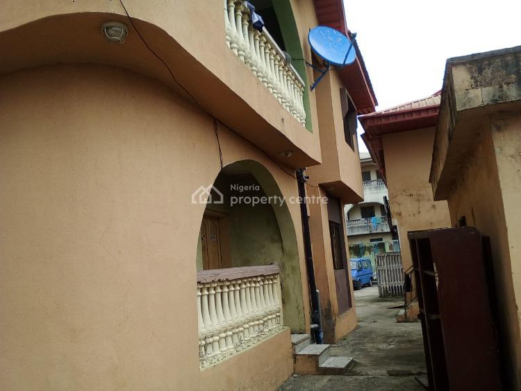 Block of 4 Flat with Modern Facilities, Off Ago Palace Way Kota, Ago Palace, Isolo, Lagos, Block of Flats for Sale
