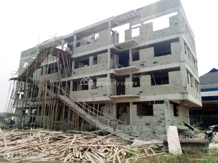 3 Bedroom Luxury Flat Under Construction, Cedar Homes, Artican Beach Road, Ogombo, Ajah, Lagos, Flat for Sale