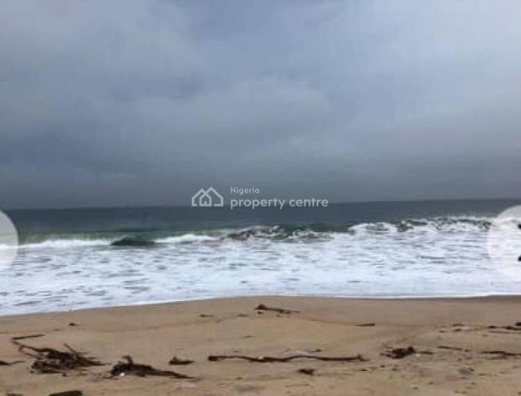 Ocean View Land, Lafiaji, Lekki, Lagos, Land for Sale