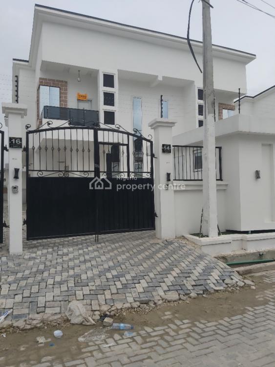 Super Luxury 4 Bedroom Semi-detached Duplex, Osapa, Lekki, Lagos, Semi-detached Bungalow for Sale
