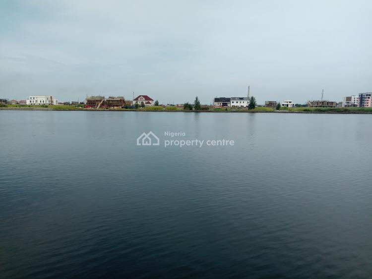 Waterfront 4200sqm Fenced Plot of Land, Banana Island Estate, Banana Island, Ikoyi, Lagos, Residential Land for Sale