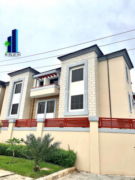 Luxury 4 Bedrooms +1bq, Banana Island, Ikoyi, Lagos, Semi-detached Duplex for Sale