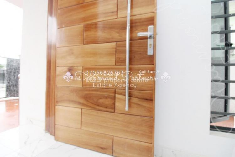 4 Bedroom Semi Detached, Chevy View Estate, Lekki Phase 1, Lekki, Lagos, Semi-detached Duplex for Sale