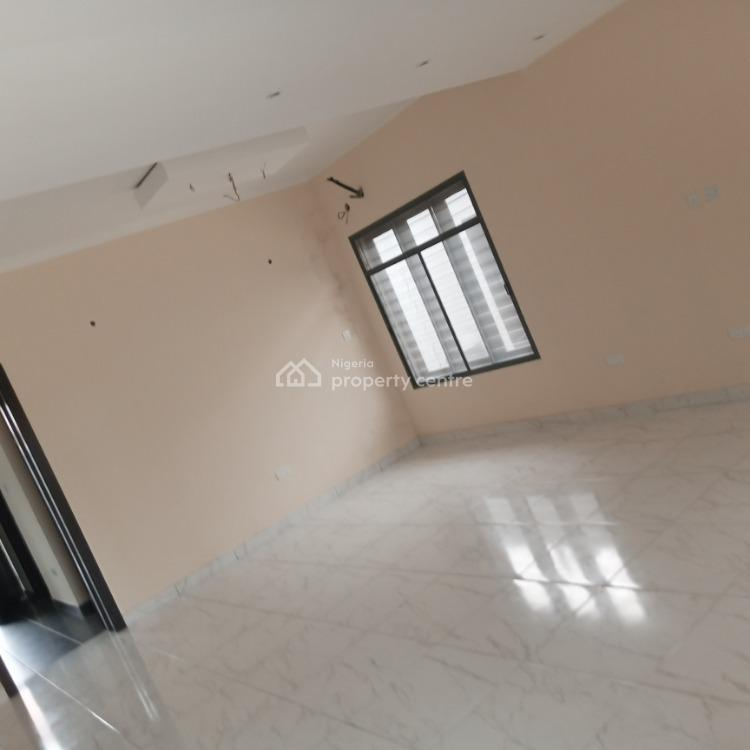 New 3 Bedroom Terrace Duplex with Bq, Atlantic View Estate New Road Before Chevron Coming From V.i, Lekki Phase 2, Lekki, Lagos, House for Rent