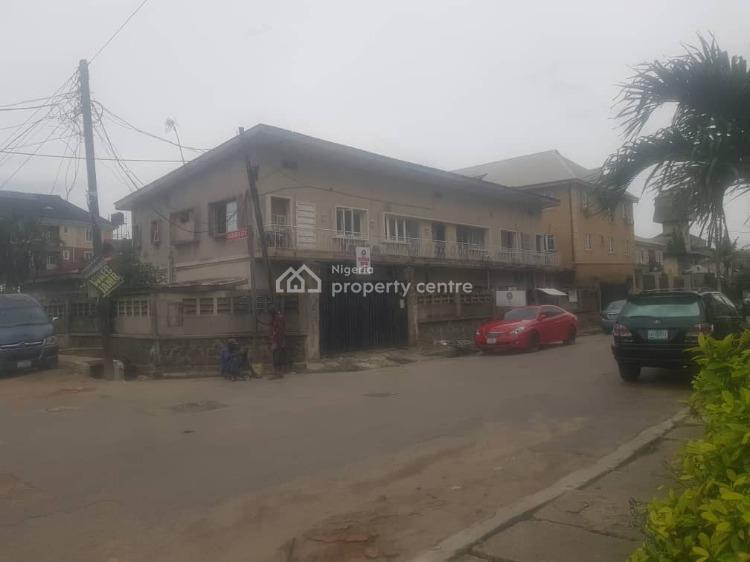 a Corner Piece 4 Units of 3 Bedroom Flats, Olanode Street, Alagomeji, Yaba, Lagos, Block of Flats for Sale