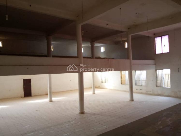 Well Arranged Ware House, Serene Distinct., Wuye, Abuja, Warehouse for Rent